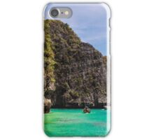 Thailand - Natural swimming pool iPhone Case/Skin