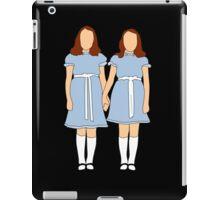 The Shining - Twins iPad Case/Skin
