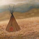 Tepee by Maria Hathaway Spencer