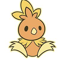 Torchic by Left2Fail