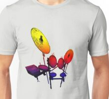 Electric Drum Unisex T-Shirt