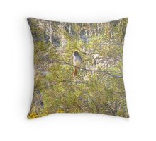 Bird Beauty Throw Pillow