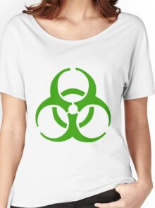 Infection Symbol Women's Relaxed Fit T-Shirt