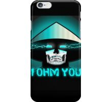 Mortal Kombat X Raiden: I OHM YOU. iPhone Case/Skin