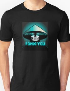 Mortal Kombat X Raiden: I OHM YOU. Unisex T-Shirt