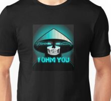 Mortal Kombat X Raiden: I OHM YOU. Unisex T-Shirt