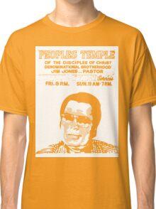 Jim Jones - Peoples Temple Classic T-Shirt