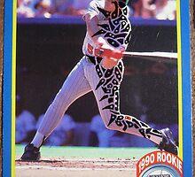 148 - Paul Sorrento by Foob's Baseball Cards