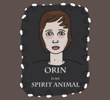 Orin is my Spirit Animal by ceightiebea