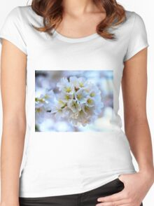 Spring In Full Bloom Women's Fitted Scoop T-Shirt