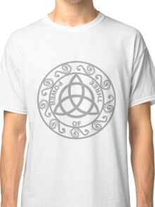 Ancient Power of 3 Symbol Classic T-Shirt