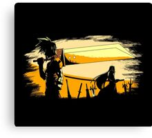 Soldier Champloo  Canvas Print