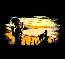Soldier Champloo  Photographic Print