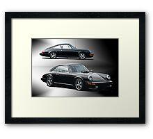 1979 Porsche 911S 'Dbl Studio' Framed Print