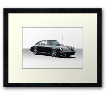 1979 Porsche 911 S 'Studio II' Framed Print