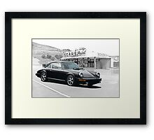 1979 Porsche 911S at Sears Point Framed Print