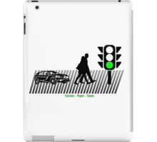 Scissors Paper Stone iPad Case/Skin