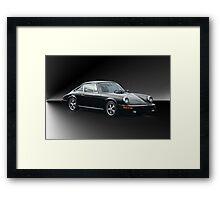 1979 Porsche 911 S 'Studio I' Framed Print