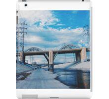 6TH ST Viaduct iPad Case/Skin