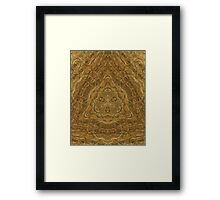 Sacred Geometry  Framed Print
