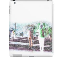 Colour Dancers iPad Case/Skin