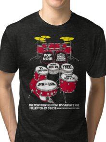 Dojo + Pop Noir Tri-blend T-Shirt