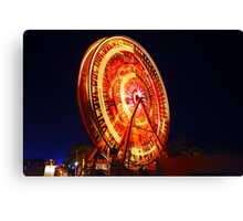 Its What Carny People Do Canvas Print