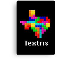 Textris Canvas Print