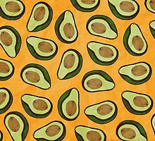 VINTAGE - AVOCADO by tosojourn
