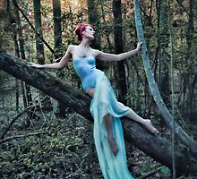 Echoes of a Dryad by Jennifer Rhoades
