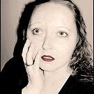 Oh My , I have Disturbed The Beast by Elizabeth Burton