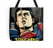 Post-Punk Touch Tote Bag