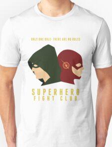 Superhero Fight Club T-Shirt