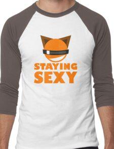 Foxx - Staying Sexy Men's Baseball ¾ T-Shirt