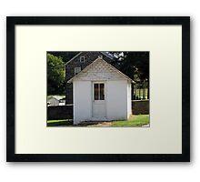 Dollhouse Hobbit Framed Print