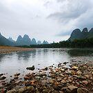 The Li-River by Christopher Meder