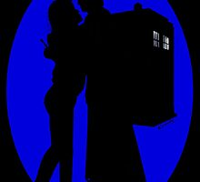 I fall in love with fictional characters- 10th Dr Who by kessily