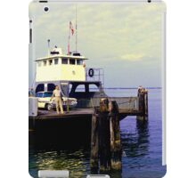 Yankee Clipper iPad Case/Skin