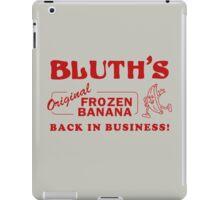 Bluth Banana Stand iPad Case/Skin