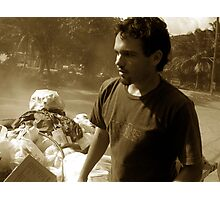 Inheritance (Trash and Dust) Photographic Print