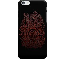Blood Spirit. iPhone Case/Skin