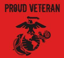 Proud Marine Corps Veteran by milpriority