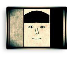 A Face Is A Face Canvas Print