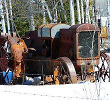 Macormic Deereing Tractor by MaeBelle