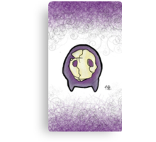 Lonely Ghost Canvas Print