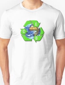 clean up our act Unisex T-Shirt
