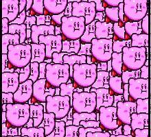 Kirby WTF !!! by CavedIn