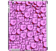 Kirby WTF !!! iPad Case/Skin