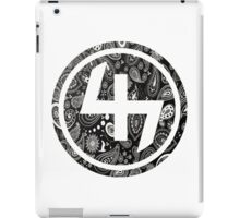 47 (4th and 7th Chakra) Bandanna Gangster Pattern   iPad Case/Skin
