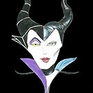 Maleficent by ReadingBeauty